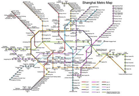 shanghai metro map shanghai metro map shanghai metro transportation shanghai travel