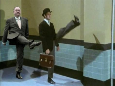 Alex Salmond Meme - alex salmond quot goose stepping quot is now a meme
