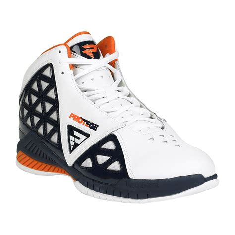 kmart basketball shoes protege s trifecta hi top basketball shoe navy