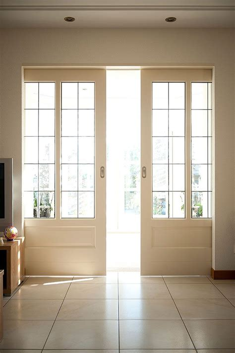 pocket barn door 17 best images about doors pocket barn sliding on