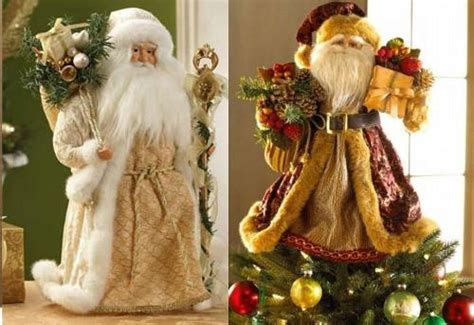 most beautiful cheistas tree toppers santa tree toppers in the most beautiful designs