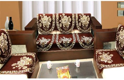 buy sofa covers online zesture jacquard sofa cover price in india buy zesture