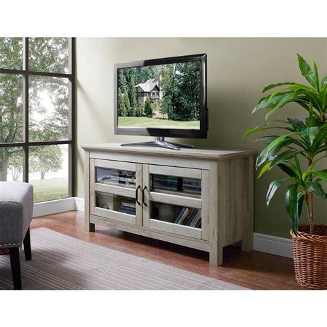 walker edison furniture company 44 in wood tv media stand