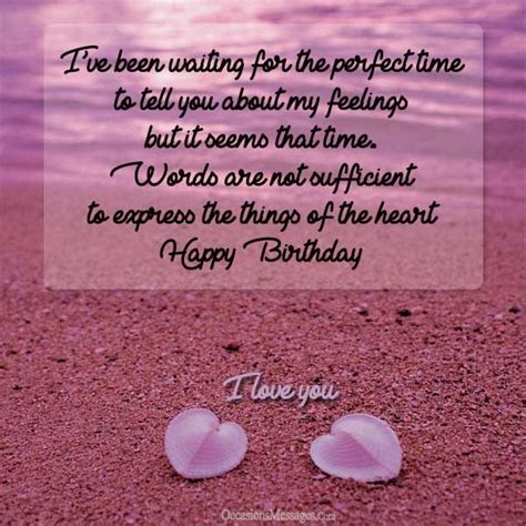 How To Wish Happy Birthday To Your Crush Top 100 Birthday Wish For Crush Occasions Messages