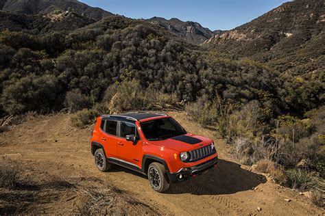rugged suv 2015 2015 jeep renegade a youthful and rugged small suv