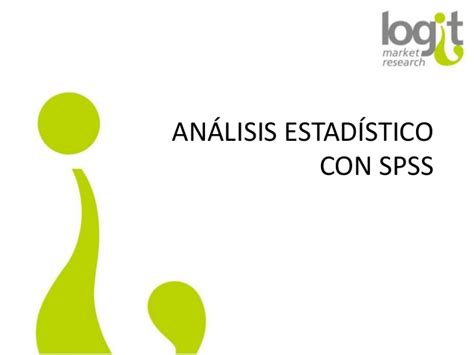 tutorial spss ppt an 225 lisis con spss