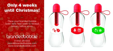 4 weeks of christmas for coworkers only 4 weeks until branded bobble