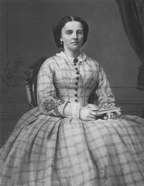 Dress Teresia 1864 princess teresia av sachsen altenburg 1839 1914 by otto post co grand gogm