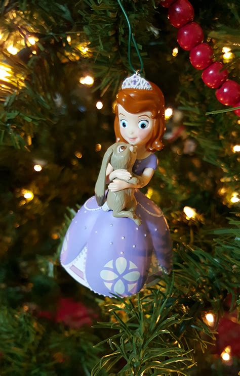 sofia the ornament hallmark traditions frugal novice