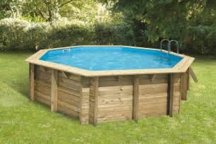 piscine hors sol bois comment choisir sa piscine hors sol twenga magazine
