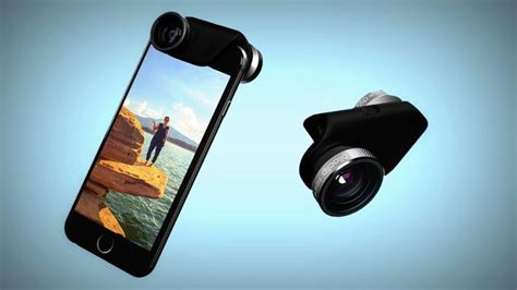 Olloclip Apple olloclip 4 in 1 lens for iphone 6 launched