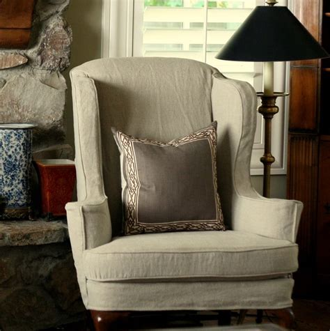 custom chair slipcovers 56 best no skirt images on pinterest slipcovers chair