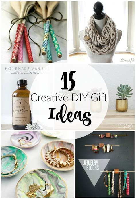 Creative Handmade Ideas - 17 best images about diy gifts to make on