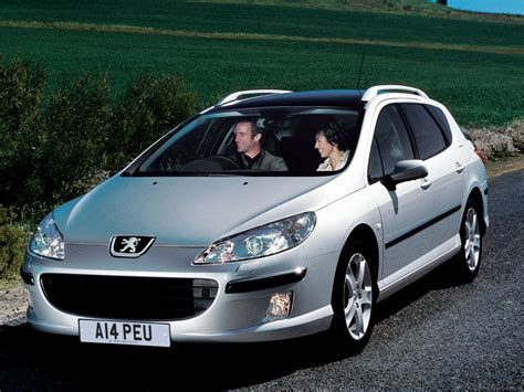 peugeot 407 sw image gallery peugeot 407 sw