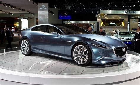 Uusi Mazda 6 2020 by 2020 Mazda 6 New Generation Based On Shinari Concept
