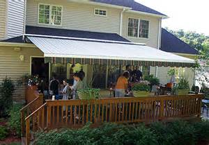 portland residential retractable canopies