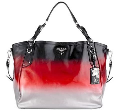 Prada Ombre Patent Leather Tote prada ombre patent leather tote fab or drab purseblog