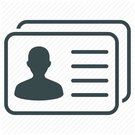 Accounts, card files, client base, customers, personnel ...