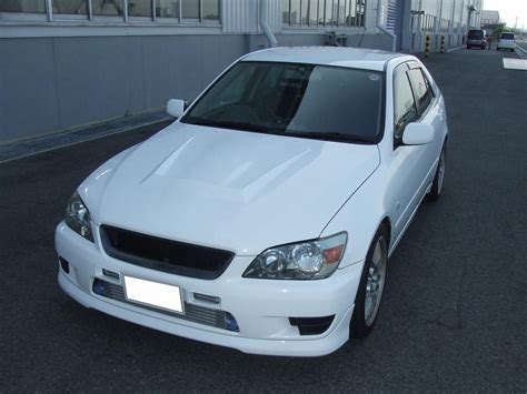 toyota altezza altezza japan cars something jp sale is eassier