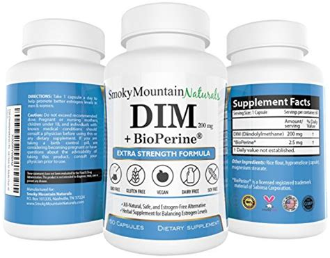 The Best Dim To Take For Detox And Hormone Issues by What Is The Best Dim Supplement In 2017