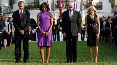 Does Vice President Live In The White House by 9 11 Anniversary To Be Marked With Sombre Tributes As