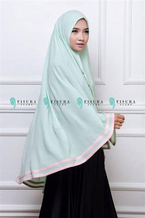 Khimar Terbaru 2016 Fisura 2 Jilbab Instan