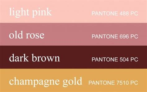 pink and brown color scheme 1000 images about gold burgundy rose wedding on pinterest lush deep burgundy and romantic
