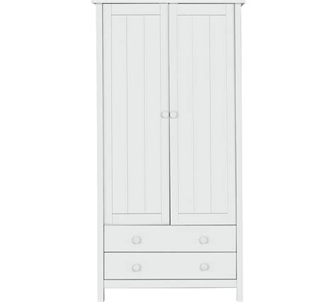 Scandinavia Wardrobe Argos by Buy Home Scandinavia 2 Door 2 Drawer Wardrobe White At Argos Co Uk Your Shop For