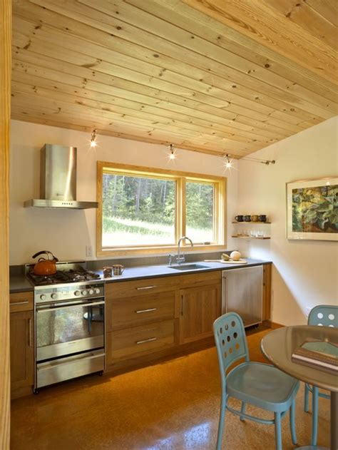 Stain Kitchen Cabinets Darker by How Can I Get My Pine Ceiling To Look Exactly Like This One