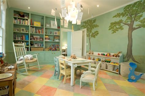 Playroom Interior Design children s playroom traditional new york by