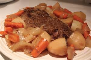 how to cook a pot roast in the oven pot roast with veggies creations cocktails