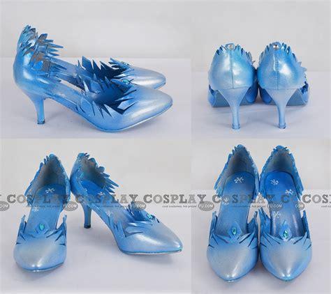 elsa frozen shoes for elsa shoes from frozen cosplayfu