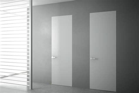 porte rasomuro filomuro rasomuro invisibile una soluzione ai