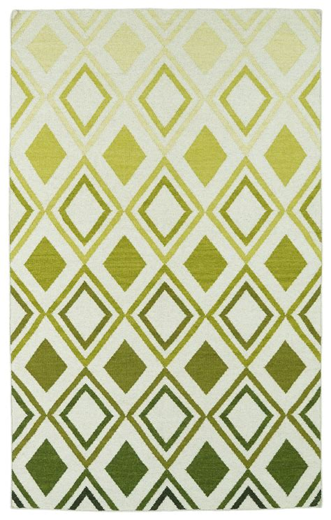Area Rugs 50 by Kaleen Glam Gla09 50 Green Area Rug