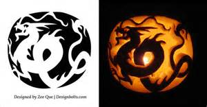 10 free printable scary pumpkin 10 free printable scary pumpkin carving patterns