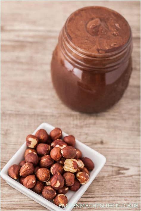 nutella kuchen thermomix gesundes nutella selbermachen backen macht gl 252 cklich