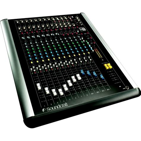 Harga Compact Chanel jual soundcraft m8 16 channel mixer