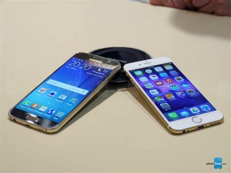 Samsung S6 Vs Iphone 6 iphone 6 vs samsung galaxy s6 quale comprare tecnoapple