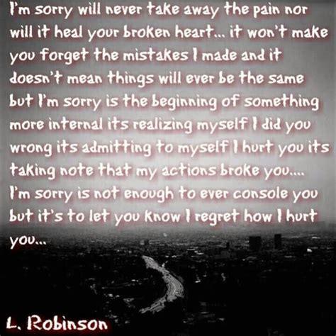 im sorry quotes im sorry friend quotes quotesgram