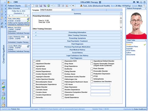 Behavioral Therapy Ehr And Billing Solutions Isalus Healthcare Ehr Needs Assessment Template