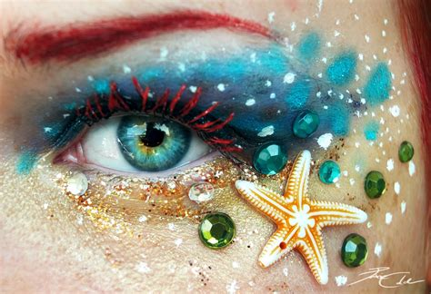 art design mascara all the girly things amazingly intricate eye makeup