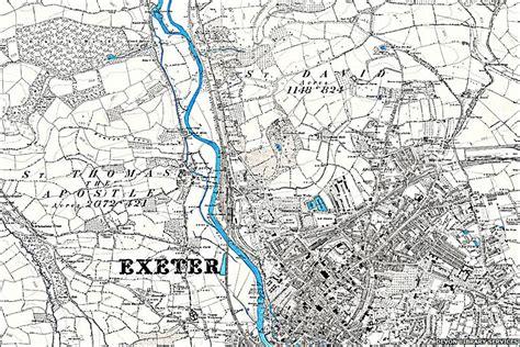 printable map exeter bbc devon putting devon on the map
