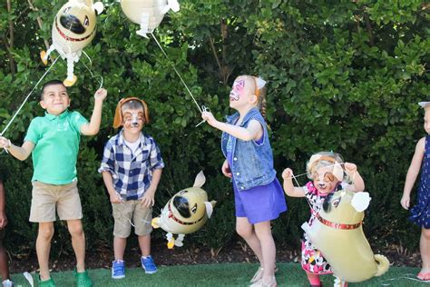 puppy pals decorations celebrate summer with disney junior friyay socal field trips