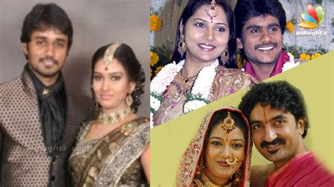 roja serial heroine family photos tv actors who married their co stars tamil serial