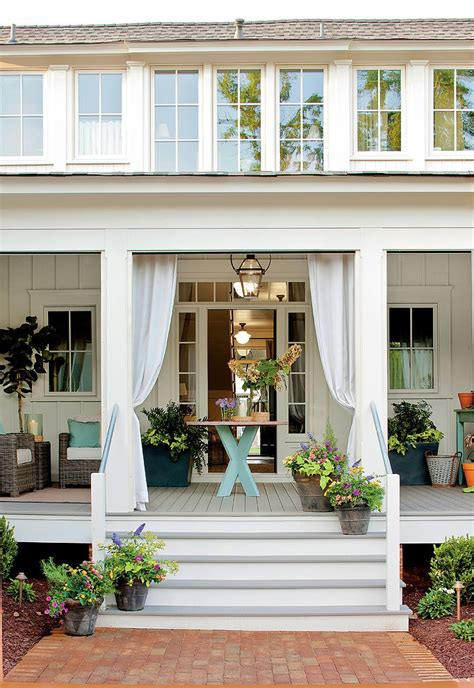 28 Country Kitchen Curtains dream porch farmhouse style the inspired room