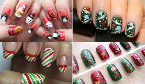 imagenes de uñas pintadas para navidad unas decoradas con estrellas dibujos para pacman kamistad