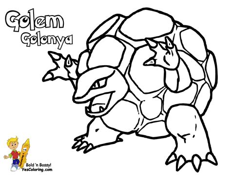 pokemon coloring pages geodude super photos of pokemon printables red poliwag cloyster