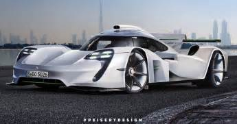 new hyper cars a porsche 919 hypercar for the road yes
