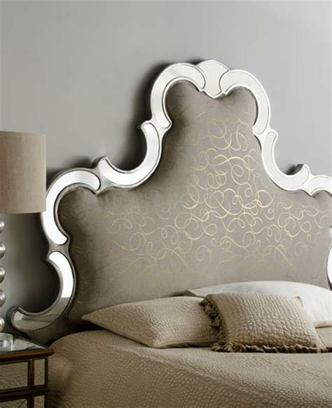 Mirrored Headboards by Top Mirrored Furniture We