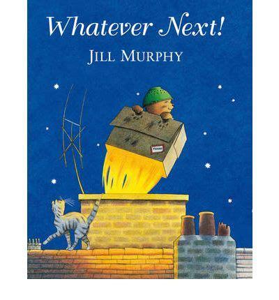 whatever next whatever next big book jill murphy 9780330511902